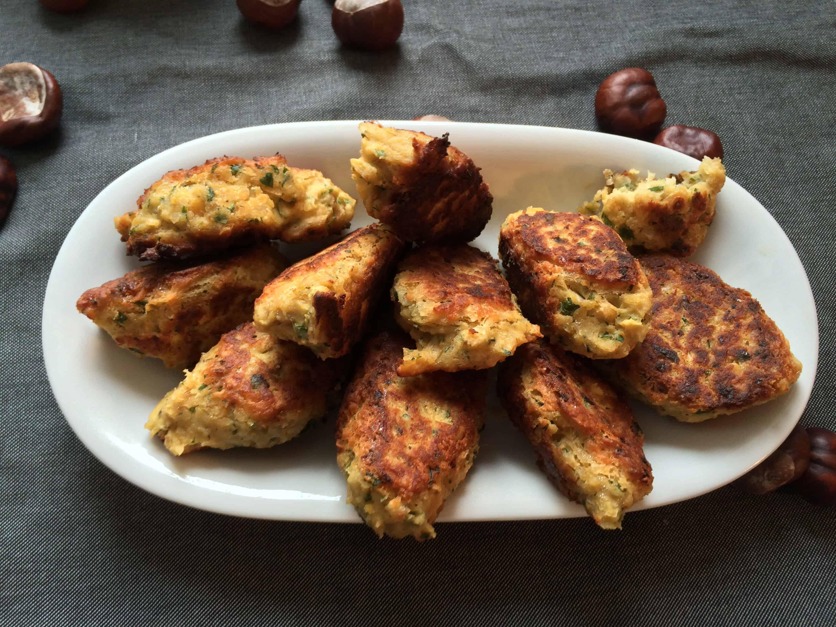 Falafel - kotleciki z ciecierzycy