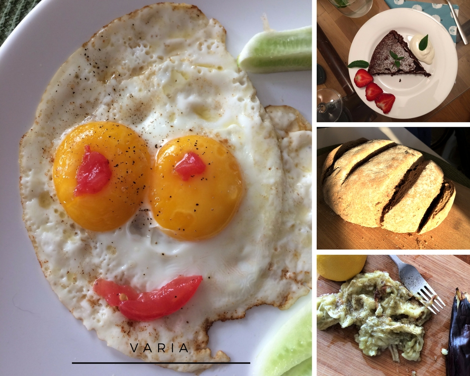 Food Mix – June