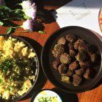 Falafele z bobu | Broad beans falafels