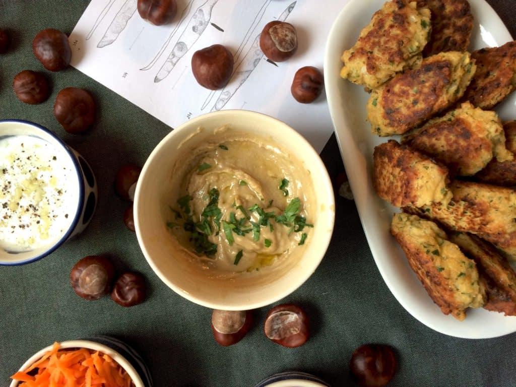 Falafel – kotleciki z ciecierzycy