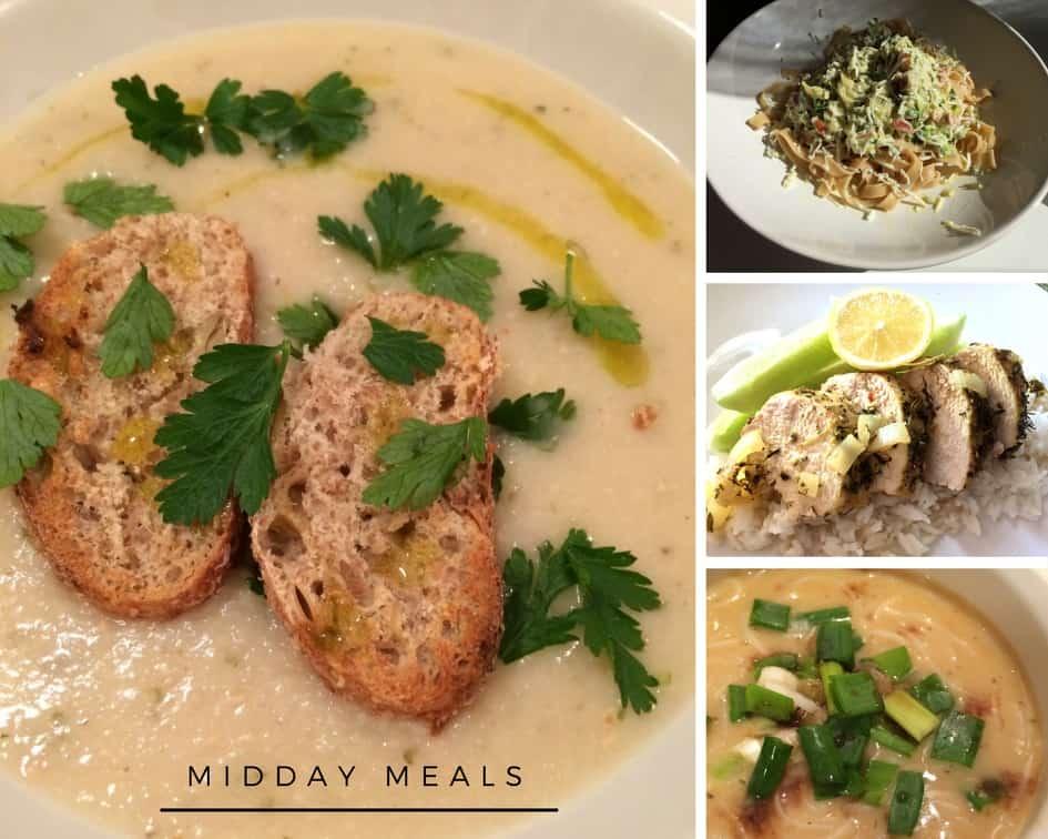 Food Mix – February