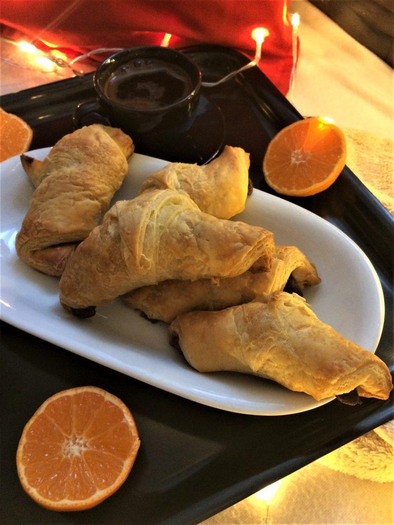 Lazy Morning – czyli croissanty z czekoladą
