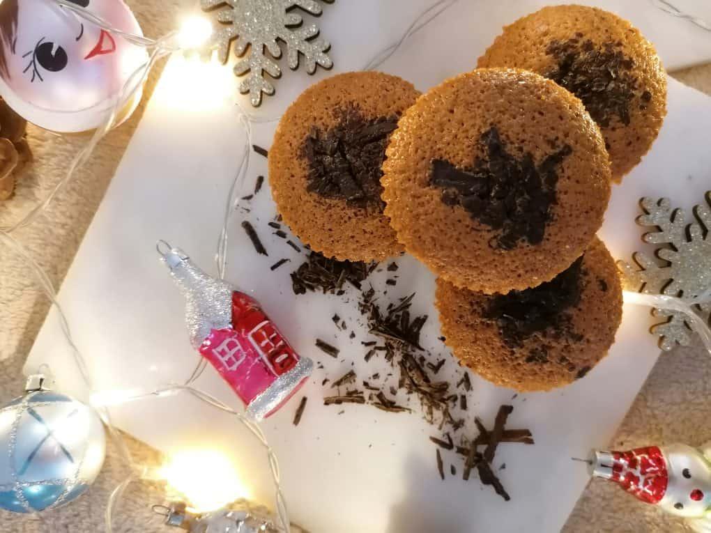 Oh 'Deer' Christmas is here! Czyli poranne babeczki z twistem Świątecznym